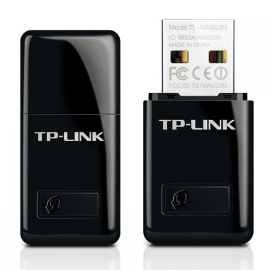 TP-LINK USB TL-WN823N, Wireless-N, 300 Mbps