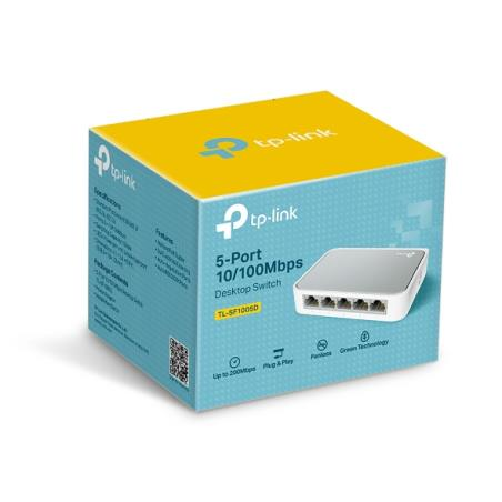 SWITCH TP-LINK TL-SF1005D 5-Port